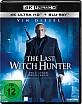 The Last Witch Hunter 4K (4K UHD + Blu-ray) Blu-ray