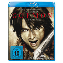 The Legend of Goemon Blu-ray