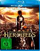 The Legend of Hercules 3D (Blu-ray 3D) Blu-ray