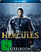 The Legend of Hercules 3D - Limited Edition Steelbook (Blu-ray 3D) Blu-ray