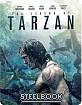 The Legend of Tarzan (2016) 3D - HMV Exclusive Steelbook (Blu-ray 3D + Blu-ray + UV Copy) (UK Import ohne dt. Ton) Blu-ray