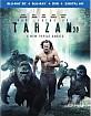The Legend of Tarzan (2016) 3D (Blu-ray 3D + Blu-ray + DVD + UV Copy) (US Import ohne dt. Ton) Blu-ray