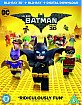The Lego Batman Movie 3D (Blu-ray 3D + Blu-ray + UV Copy) (UK Import ohne dt. Ton) Blu-ray
