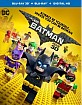 The Lego Batman Movie 3D (Blu-ray 3D + Blu-ray + UV Copy) (US Import ohne dt. Ton) Blu-ray