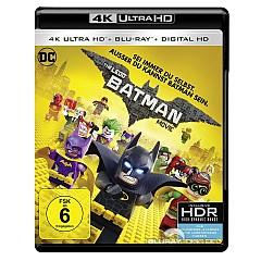 The Lego Batman Movie 4K (4K UHD + Blu-ray + UV Copy) Blu-ray