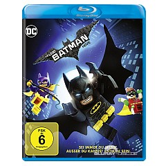 The Lego Batman Movie (Blu-ray + UV Copy) Blu-ray