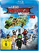 The Lego Ninjago Movie 3D (Blu-...