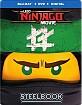 The Lego Ninjago Movie - Best Buy Exclusive Steelbook (Blu-ray + DVD + UV Copy) (US Import ohne dt. Ton) Blu-ray