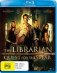 The Librarian: Quest for the Spear (AU Import ohne dt. Ton) Blu-ray