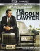 The Lincoln Lawyer 4K (4K UHD + Blu-ray + UV Copy) (US Import ohne dt. Ton) Blu-ray