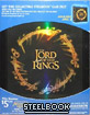The Lord of the Rings - The Motion Picture Trilogy - Steelbook (MX Import ohne dt. Ton) Blu-ray