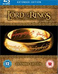 The Lord of the Rings Trilogy - Extended Edition (UK Import ohne dt. Ton) Blu-ray