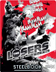 The Losers - Zavvi Exclusive Limited Edition Steelbook (UK Import ohne dt. Ton) Blu-ray