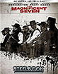 The Magnificent Seven (2016) 4K - Best Buy Exclusive Steelbook (4K UHD + Blu-ray + UV Copy) (US Import ohne dt. Ton) Blu-ray