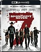 The Magnificent Seven (2016) 4K (4K UHD + Blu-ray + UV Copy) (US Import ohne dt. Ton) Blu-ray