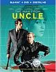 The Man from U.N.C.L.E. (2015) (Blu-ray + DVD + UV Copy) (US Imp Blu-ray