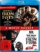 The Man with the Iron Fists 1+2 (Doppelset) Blu-ray