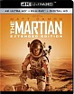 The Martian (2015) - Theatrical and Extended Edition 4K (4K UHD + Blu-ray + Bonus Blu-ray + UV Copy) (US Import ohne dt. Ton) Blu-ray