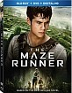The Maze Runner (2014) (Blu-ray + DVD + Digital Copy + UV Copy + Comicbuch) (US Import ohne dt. Ton) Blu-ray