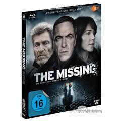 The Missing (2014) - Die komplette erste Staffel Blu-ray