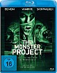 The Monster Project Blu-ray