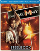 The Mummy (1999) - Limited Reel Heroes Edition Steelbook (US Imp Blu-ray