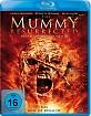 The Mummy Resurrected Blu-ray