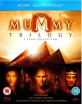 The Mummy (1-3) Trilogy (Neuauflage) (Blu-ray + UV Copy) (UK Import) Blu-ray