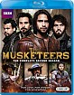 The Musketeers: Season Two (US Import ohne dt. Ton) Blu-ray