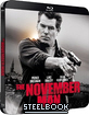 The November Man (2014) (Limited Edition Steelbook) (FR Import ohne dt. Ton) Blu-ray