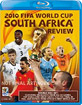 The Official 2010 FIFA World Cup South Africa Review (UK Import  Blu-ray