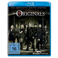 The Originals - Die komplette dritte Staffel (Blu-ray + UV Copy) Blu-ray