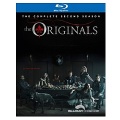 The Originals: The Complete Second Season (Blu-ray + UV Copy) (UK Import ohne dt. Ton) Blu-ray