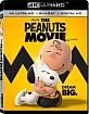 The Peanuts Movie (2015) 4K (4K UHD + Blu-ray + UV Copy) (US Import ohne dt. Ton) Blu-ray