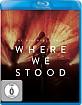 The Pineapple Thief - Where We Stood Blu-ray