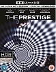 The Prestige 4K (4K UHD + 2 Blu-ray + UV Copy) (UK Import) Blu-ray