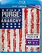 The Purge: Anarchy (Blu-ray + UV Copy) (NL Import) Blu-ray