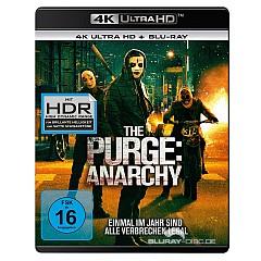 The Purge - Anarchy 4K (4K UHD + Blu-ray) Blu-ray