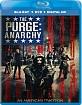 The Purge: Anarchy (Blu-ray + DVD + UV Copy) (US Import ohne dt. Ton) Blu-ray