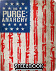 The Purge: Anarchy - Zavvi Exclusive Limited Edition Steelbook (Blu-ray + UV Copy) (UK Import ohne dt. Ton) Blu-ray