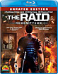 The Raid: Redemption - Unrated Edition (Blu-ray + UV Copy) (US Import ohne dt. Ton) Blu-ray