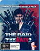 The Raid + The Raid 2 - JB Hi-Fi Exclusive Limited Edition Double Pack (AU Import ohen dt. Ton) Blu-ray