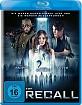 The Recall Blu-ray