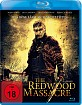 The Redwood Massacre Blu-ray
