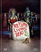 The Return of the Living Dead (Ultimate Edition) (Limited Mediabook Edition) (AT Import) Blu-ray