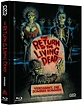 The Return of the Living Dead - Limited Edition Media Book (Cover A) (AT Import) Blu-ray