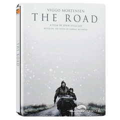 The Road (2009) - Zavvi Exclusive Limited Edition Steelbook (UK Import ohne dt. Ton) Blu-ray