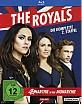 The Royals: Anarchie in der Monarchie - Die komplette 2. Staffel Blu-ray
