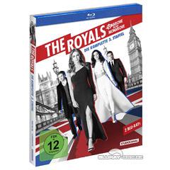 The Royals: Anarchie in der Monarchie - Die komplette 3. Staffel Blu-ray