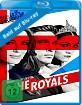 The Royals: Anarchie in der Monarchie - Die komplette 4. Staffel Blu-ray